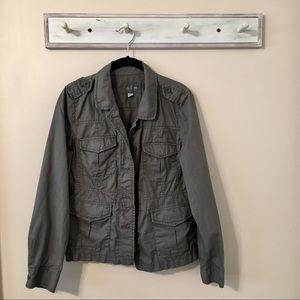 Caslon Dark Grey Jacket